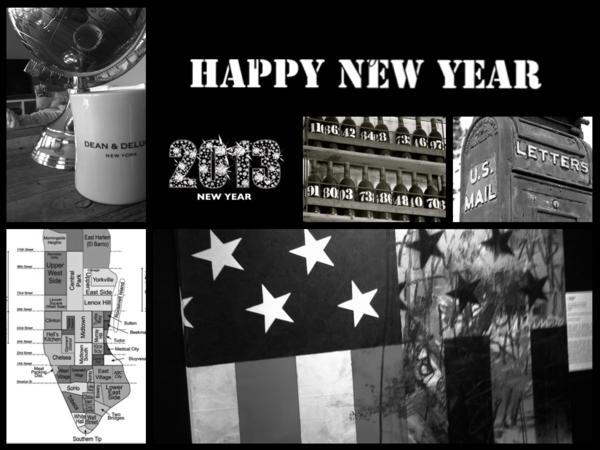 Mosaïque NYC 2012