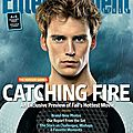 Entertainment Weekly Catching Fire Cover Finnick