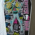 Monster high lagoona blue puzzle 150 pièces clementoni neuf
