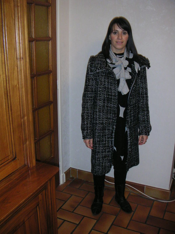 Manteau Chanel