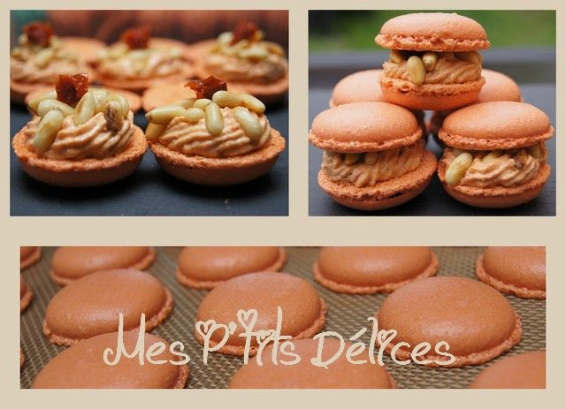 Macarons fracheur d't6
