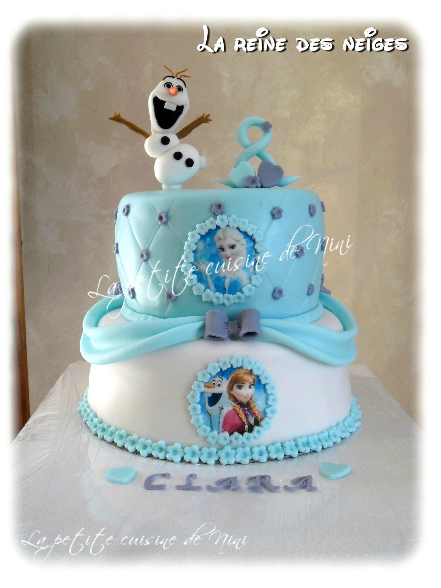 anniversaire24 gateau anniversaire la reine des neiges. Black Bedroom Furniture Sets. Home Design Ideas