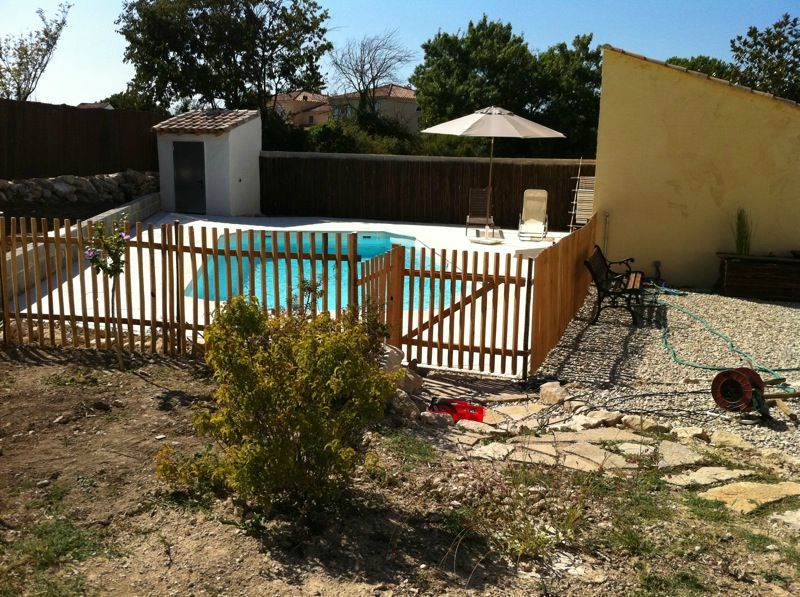 Barri re piscine vers une nouvelle maison for Barriere maison