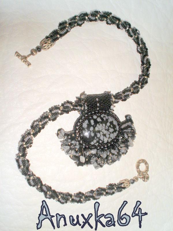 Obsidienne...