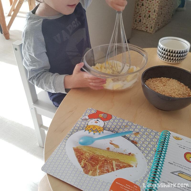 recette galette des rois revisite a la noisette
