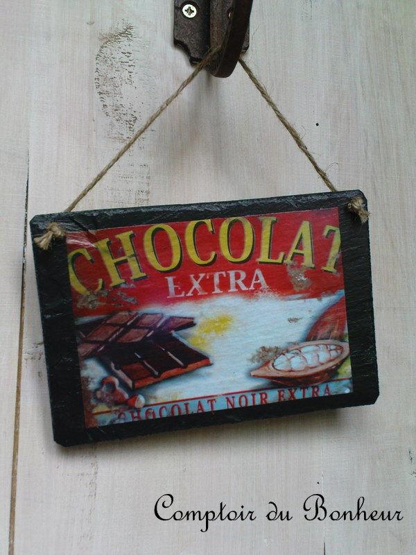 ardoise chocolat extra