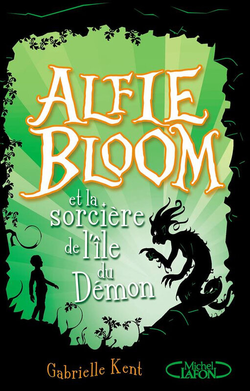 156 - Alfie Bloom 3et la sorciere de l'ile du demon