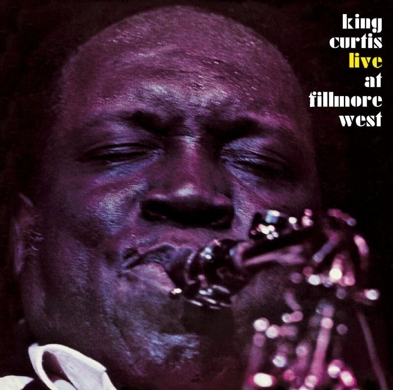 King Curtis Live At Fillmore West [Deluxe] front