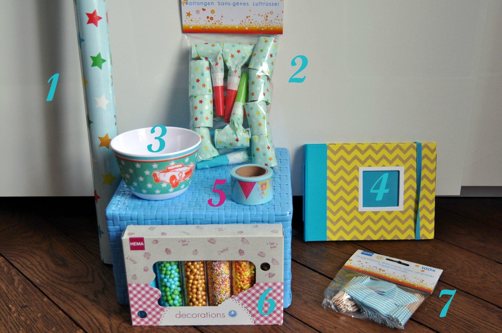 pr parer son premier anniversaire 1 2 la page de vie de mlleor. Black Bedroom Furniture Sets. Home Design Ideas