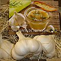 L'ail blanc de lomagne