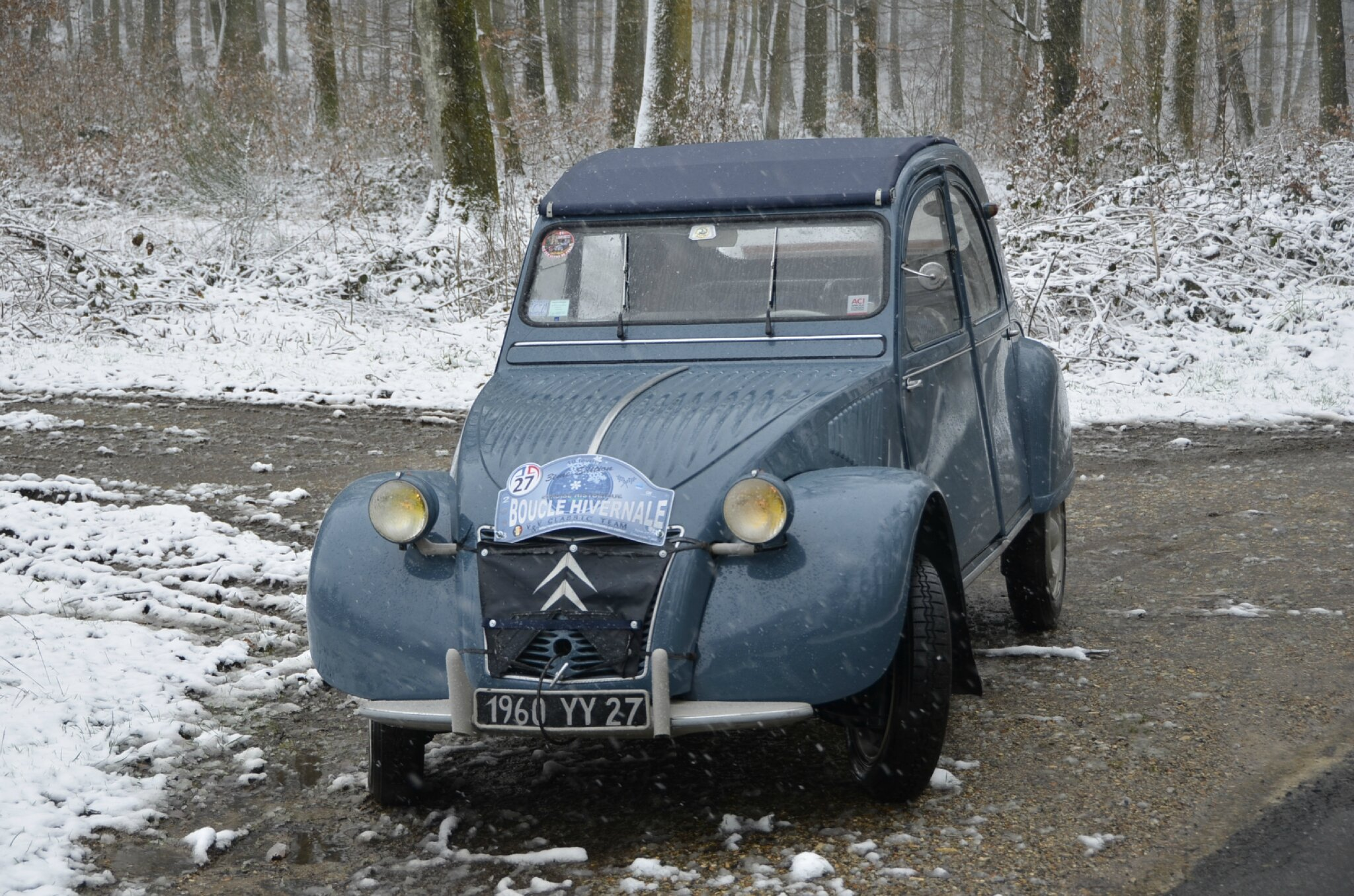 26 me rencontre nationale des 2CV Clubs de France