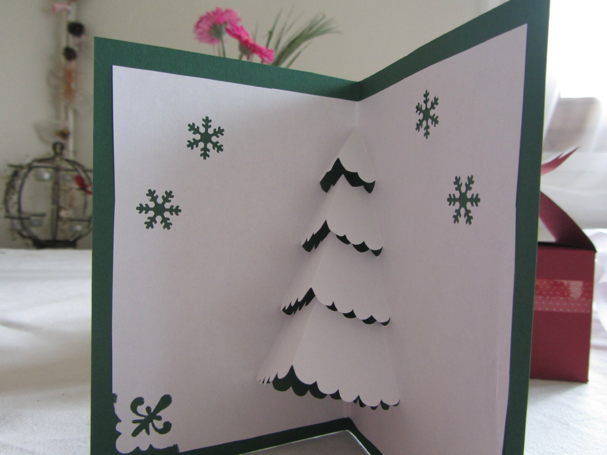 bricolages de no l ii 2 clous 1 pinceau. Black Bedroom Furniture Sets. Home Design Ideas