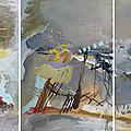 Mécanisme d'abstraction 3 (70x150cm)