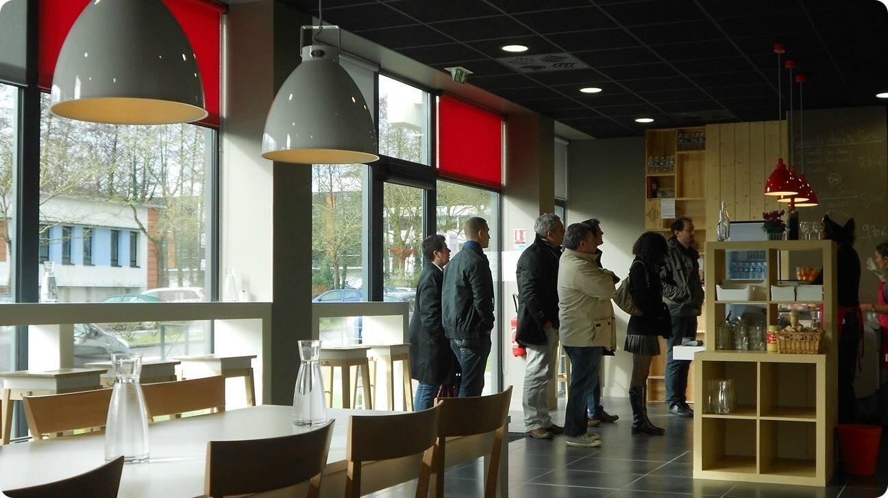 Nantes Restaurant Bourgeonniere