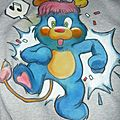 Sweat custom The POPPLES