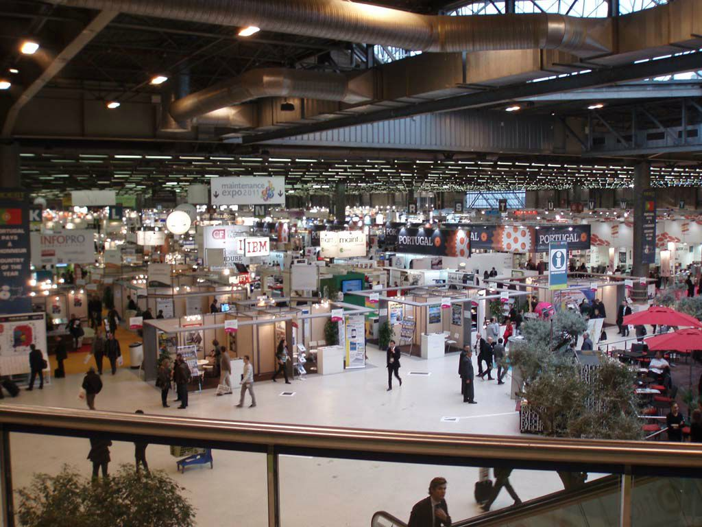 Midest 2012 visitez le village fonderie my little blog for Salon vision industrielle