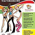 Nouvelle des nombrils 15 décembre 2012