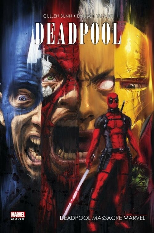 marvel dark deadpool massacre marvel