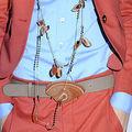 Gucci summer 09, les jolis cailloux ....