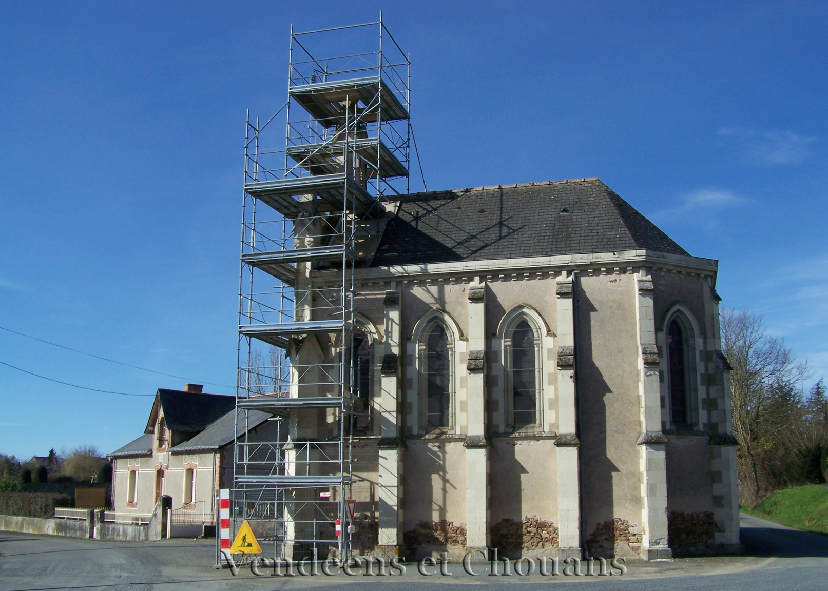 Les gens des Mauges aiment leurs chapelles (2e partie)