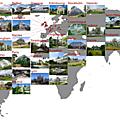 Serres : panorama et comparaison des dimensions au sol