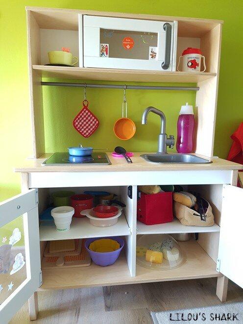 cuisine pour enfant ikea best ikea hack la cuisine pour enfant duktig en mode urban jungle hll. Black Bedroom Furniture Sets. Home Design Ideas