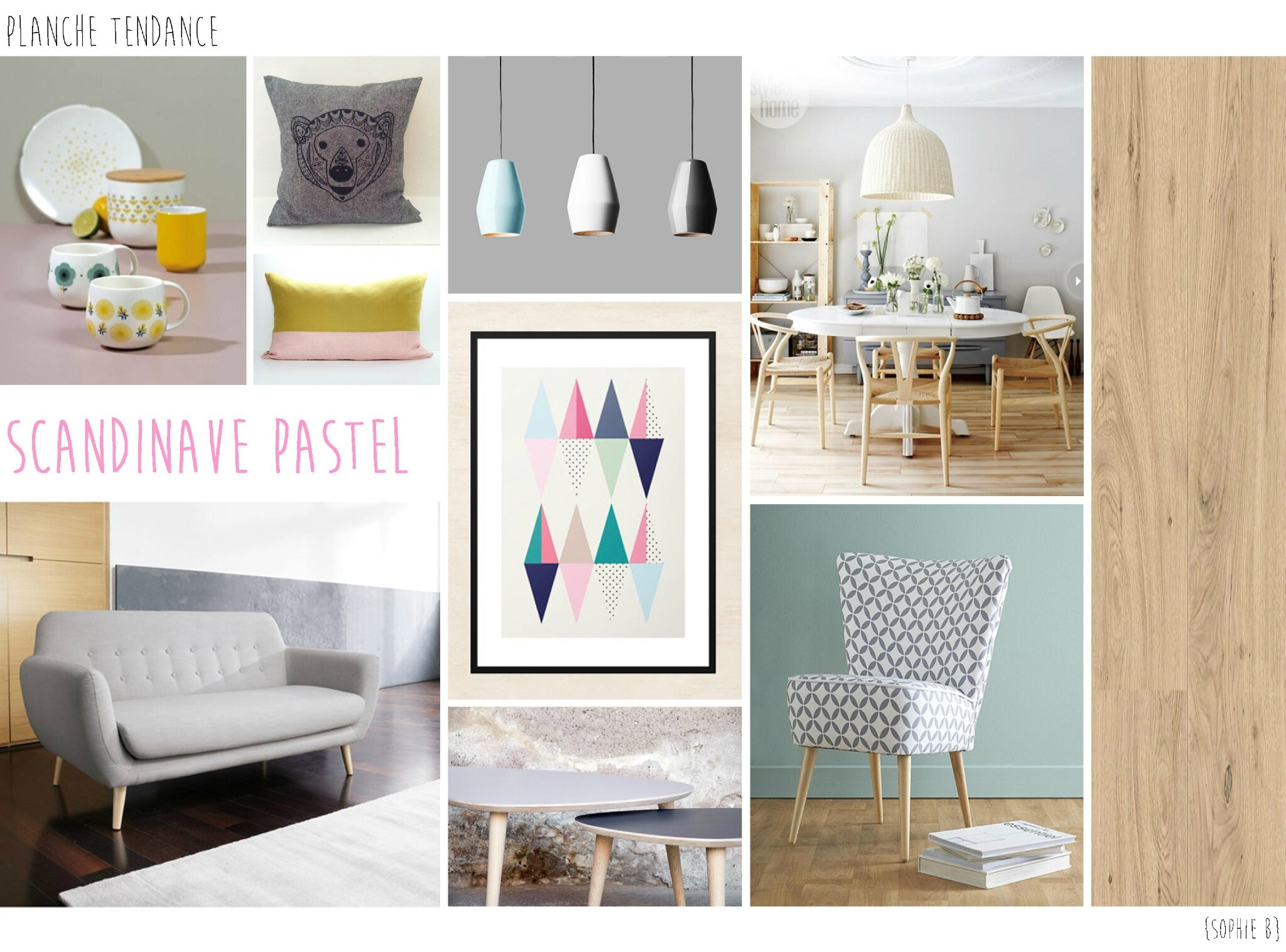 Tendance scandinave pastel j 39 adore d coratrice d for Blog decoration interieur scandinave