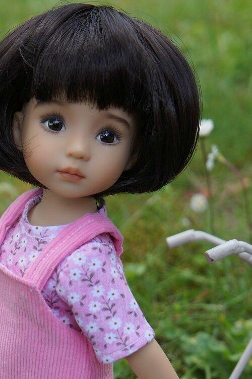 La retour de la Belle Helene , Little Darling de Lana Dobbs !
