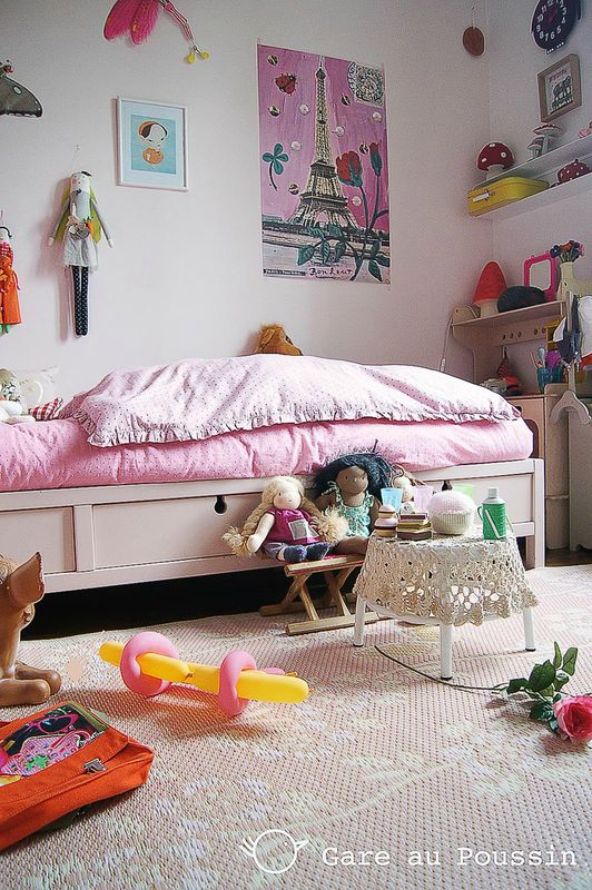 Goûter de poupées