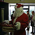 8.Visite du Père Noël2011/2012