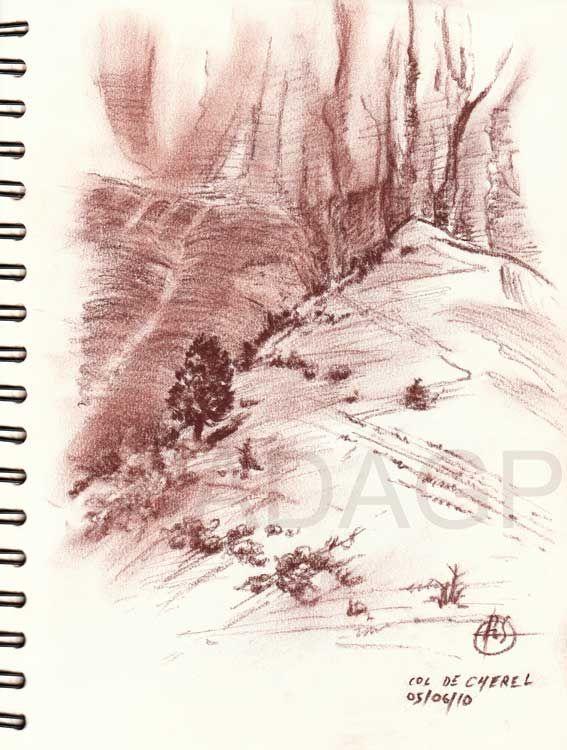 Col de Cherel