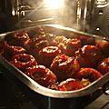 Tomates farcies recette de famille