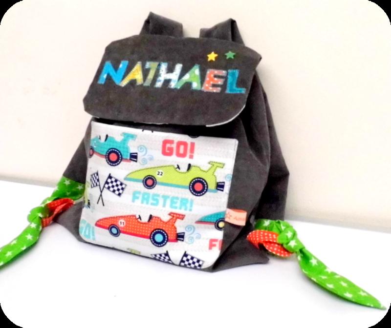 Sac à dos Nathaël