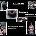 L'anniversaire de chouchou le 6 mai 2007
