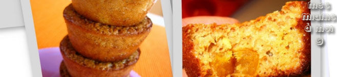 Cake au fenouil version muffin