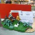 Pixi tintin le temple du soleil : tintin , milou et zorrino dans la jungle, 1996, 350 €
