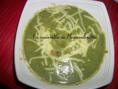 soupe aux epinards et lardons copy