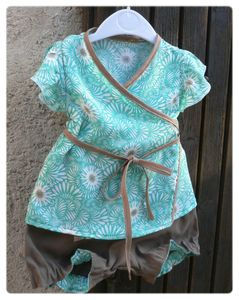 ensemble tunique bloomer