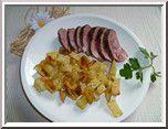 0224 - magrets de canard et pdt cuisson crisp