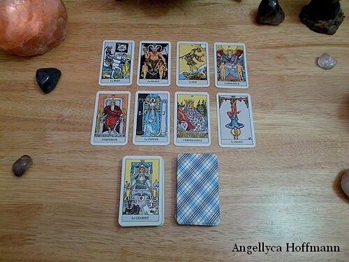 Mini Rider Waite Tarot 2- Blog ésotérique Samhain Sabbath