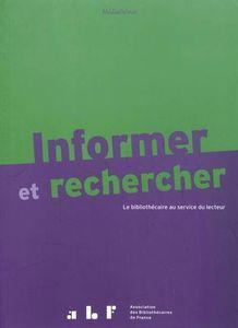 Livre - Informer et rechercher