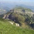 L'aiguille 2037 m de longueville –st baudille-et-pipet 38710