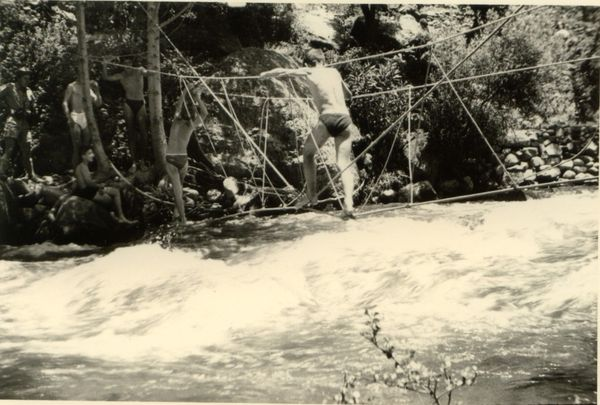 14 tbg ourika pentecôte 1954