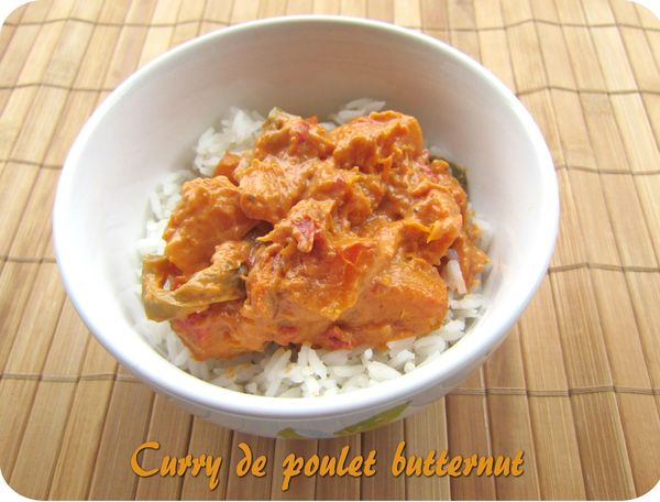 curry poulet butternut (scrap)