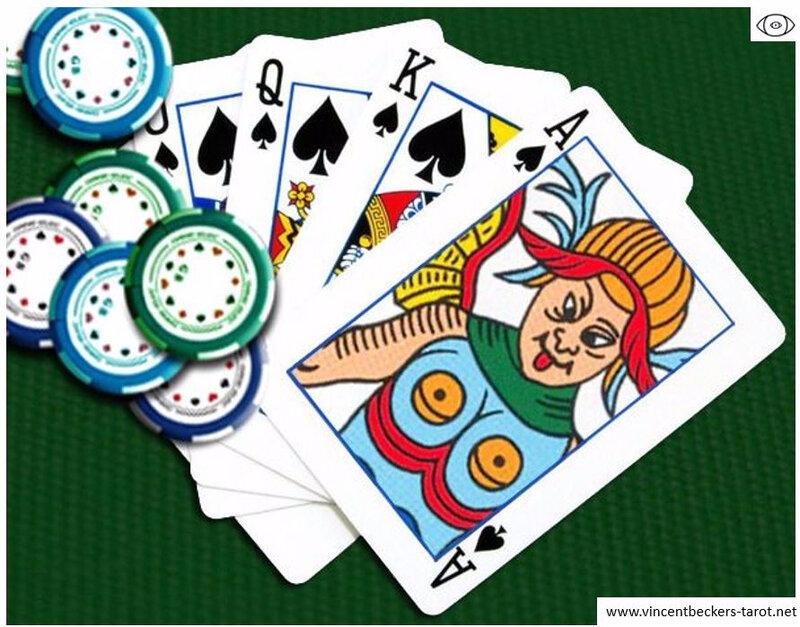 vincent beckers cours tarot en ligne diable jeu de cartes