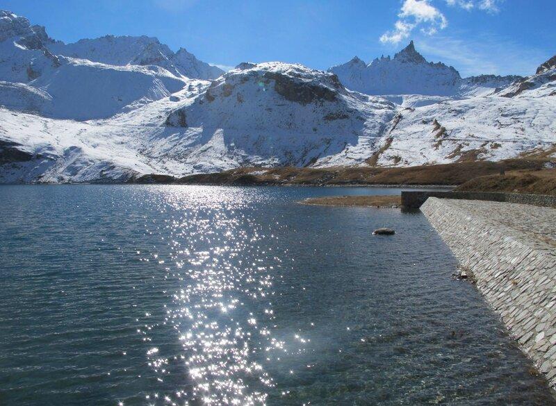 5- Lac de la Sassière (2)