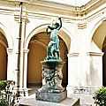 Jardin du palais St Pierre