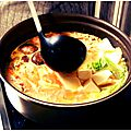 Recette : nabe