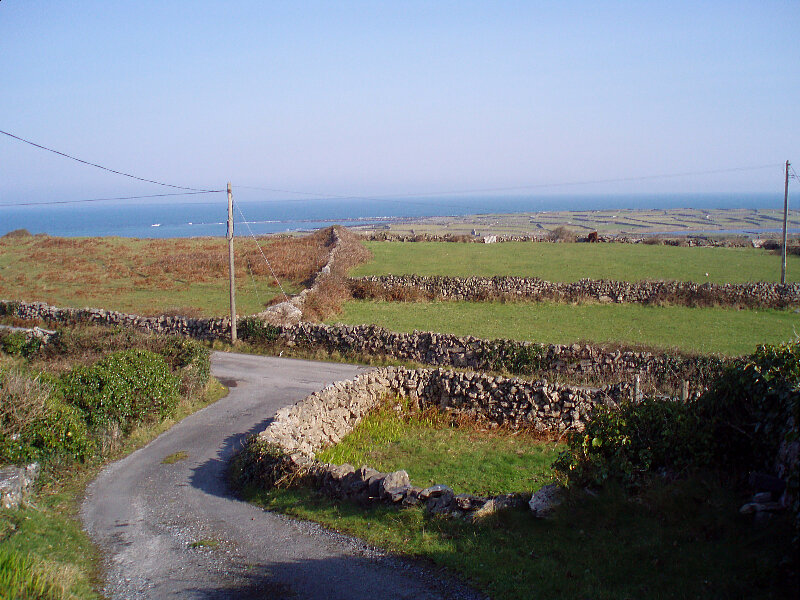 Les Iles d'Aran / Aran Islands