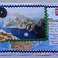 galinier annie art postal fête diu fil 2013